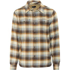 Marmot Ridgefield LS Shirt Men Rich Brown